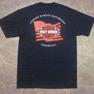 Harley Davidson Tifton Georgia T Shirt